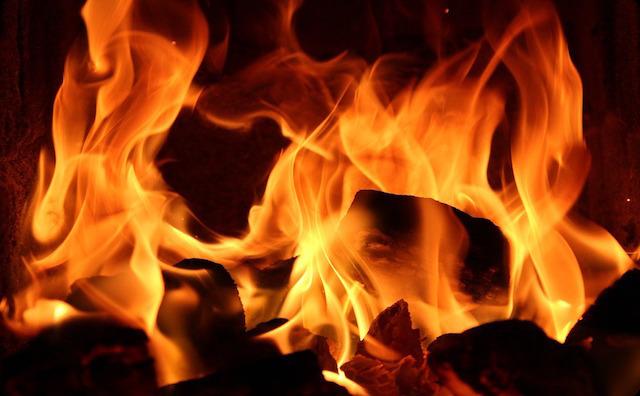 憎しみの炎