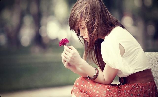 悲しい少女