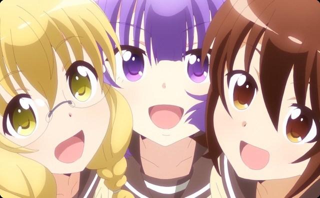 女の子3人組