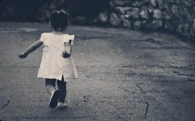 小さな女の子