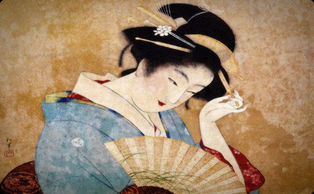 江戸時代の女性