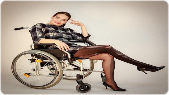 偉そうな障害者