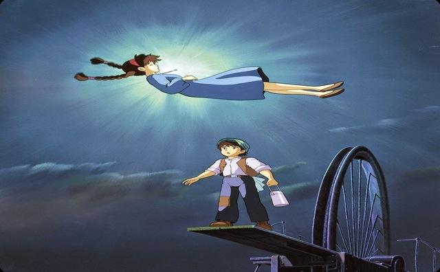 親方!空から女の子が!
