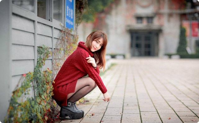 韓国人女性