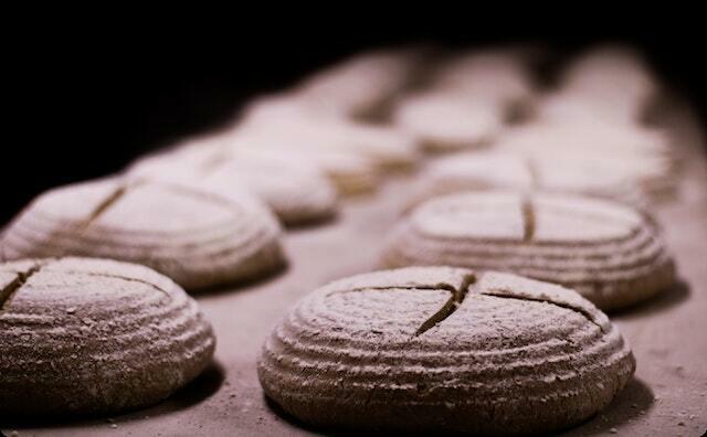 手作りのお菓子