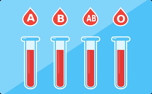 旦那はAB型との間のB型と言ってて、私はAO型だから子供はB型かAB型が産まれると思ってた。でも子供の血液型はA型で、それを旦那に伝えると…