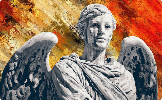 悲しみの天使