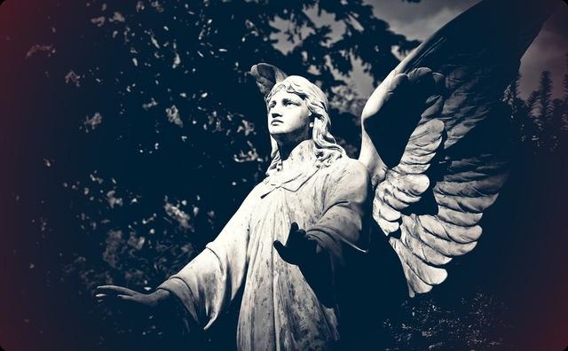 傷ついた天使