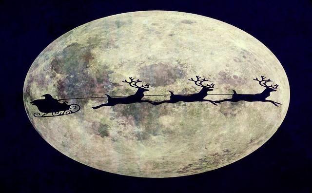 不気味なクリスマス