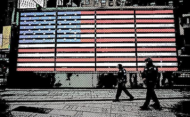 アメリカの警察