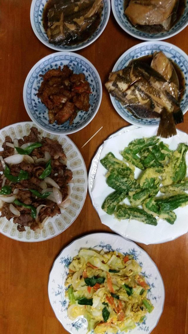 大皿料理2