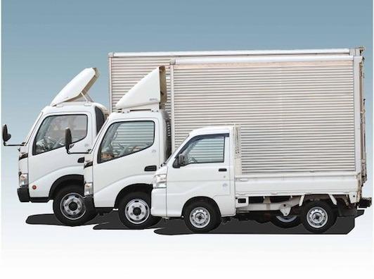 各種トラック