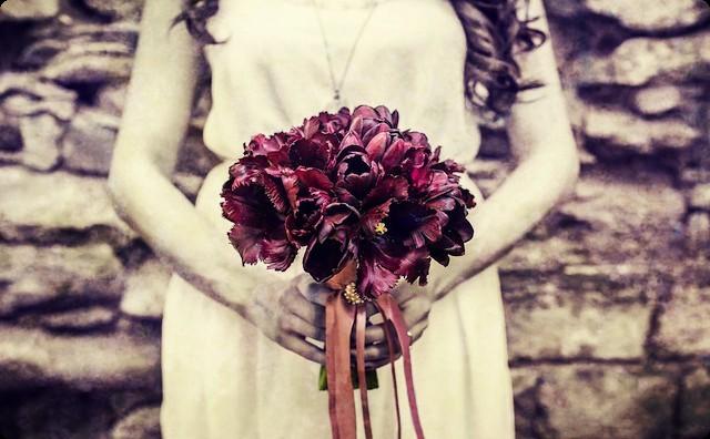 悲劇の花嫁