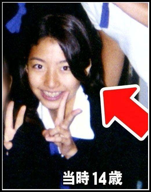 三田友梨佳14歳