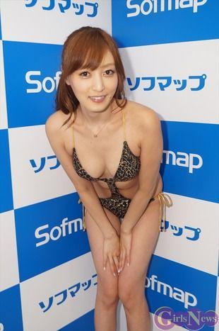 池田夏希最新DVD「羞花閉月」をソフマップでPR5