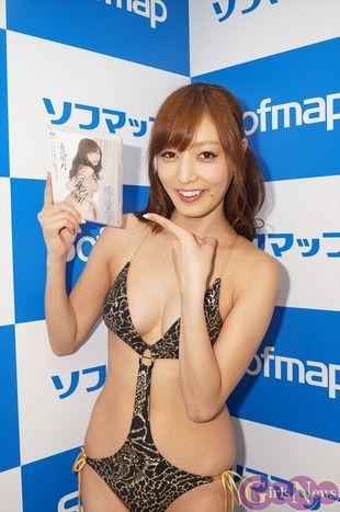 池田夏希最新DVD「羞花閉月」をソフマップでPR9