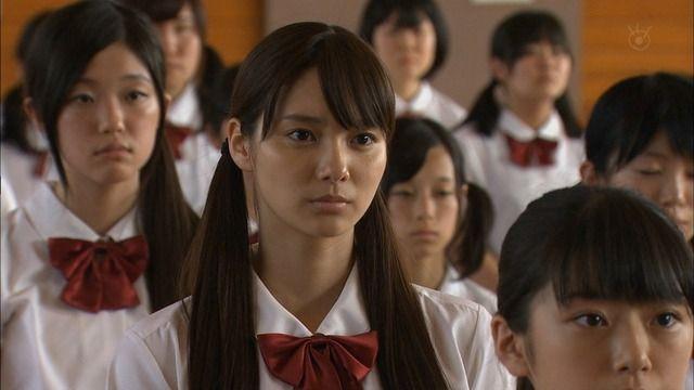 新川優愛 ほんとにあった怖い話 夏の特別編2013