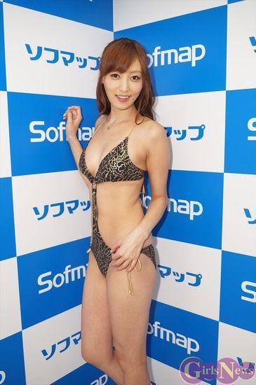 池田夏希最新DVD「羞花閉月」をソフマップでPR3