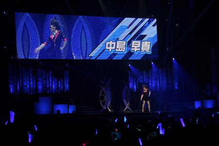 ℃-uteの初武道館公演に森高千里がサプライズ登場15