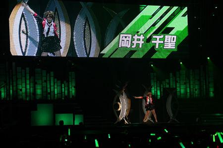 ℃-uteの初武道館公演に森高千里がサプライズ登場13