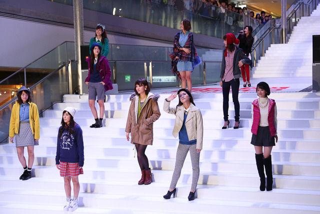 UNIQLO FASHION FES(ユニクロファッションフェス)7