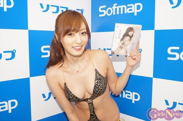 池田夏希最新DVD「羞花閉月」をソフマップでPR2