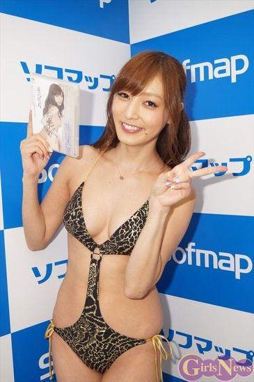 池田夏希最新DVD「羞花閉月」をソフマップでPR