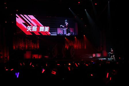 ℃-uteの初武道館公演に森高千里がサプライズ登場14