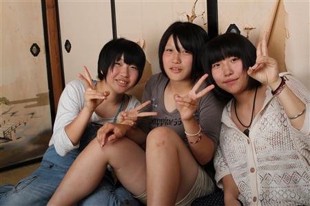 柔美、詩美、都美のビッグダディ3姉妹が「FLASH」でグラビアに初挑戦戦10