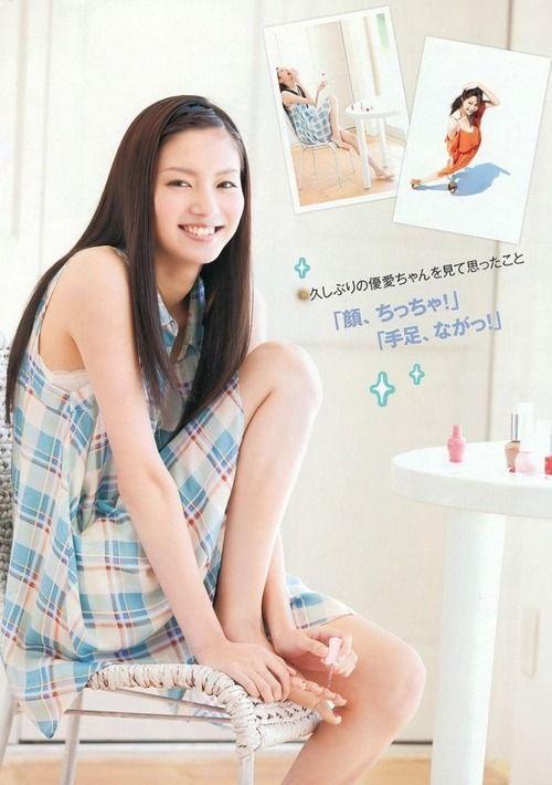 新川優愛水着グラビア (19)