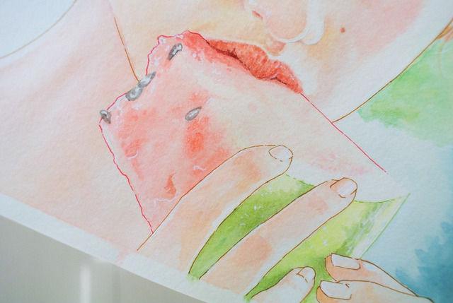 韓国人が描いた剛力彩芽9