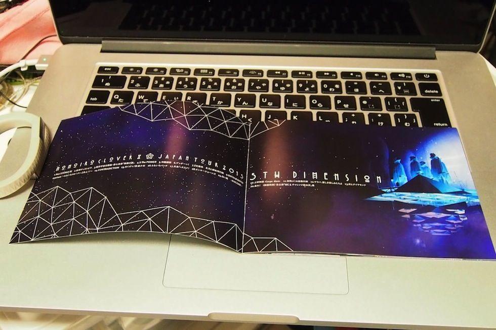 5TH DIMENSION LIVE Blu ray 003