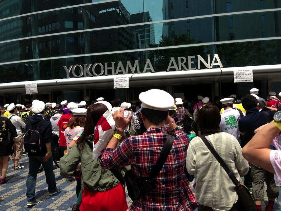 Momoiro clover z official funclub event 002