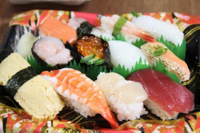 スーパーの寿司のパックから戦力外通告出したいネタ