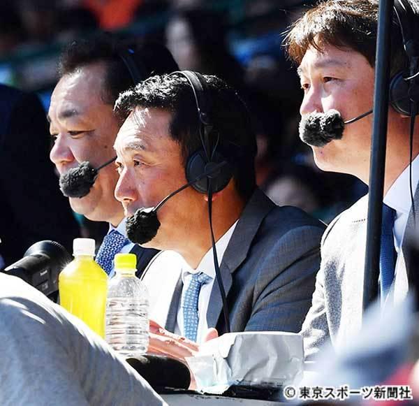 金本氏が阪神ナインにエール「選手個々がしっかり頭を使って」