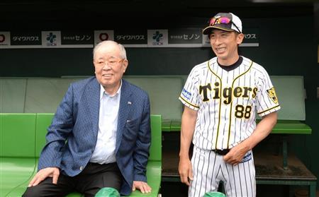 野村克也さん、矢野監督のガッツポーズ連発に苦言「試合中は冷静でいるべき」