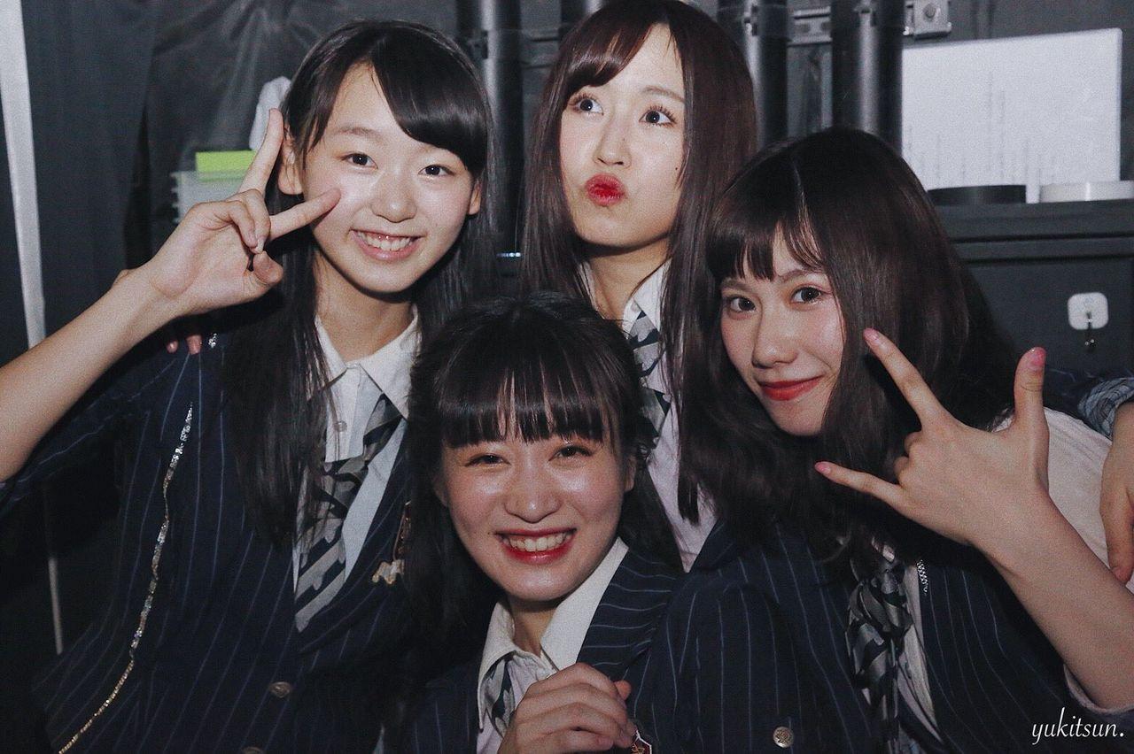 【NMB48】ドラフト3期生・泉綾乃、無事初日を迎える