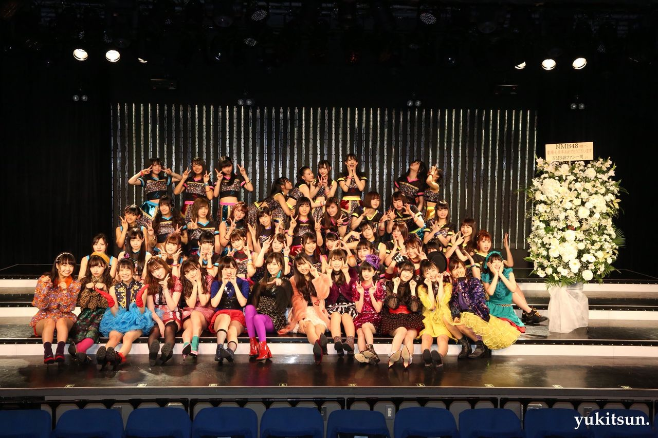 本郷柚巴「来年はNMB48単独で紅白歌合戦出場を目指したい」