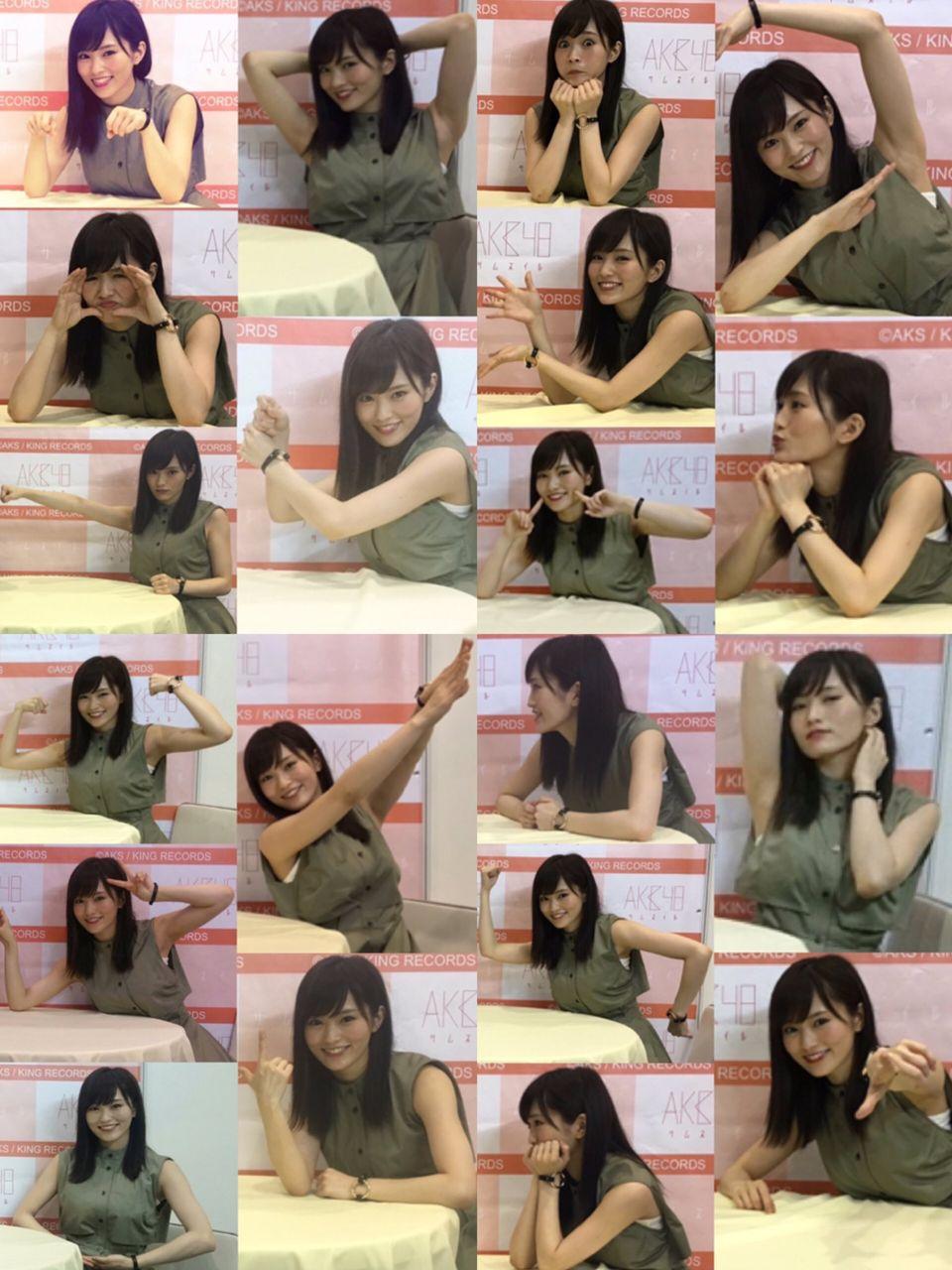 【定期】山本彩レーン今日も別次元だった模様【AKB48写メ会】