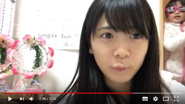 【ほっこり】あーちゃんのオナラで笑顔になるNMB48安田桃寧