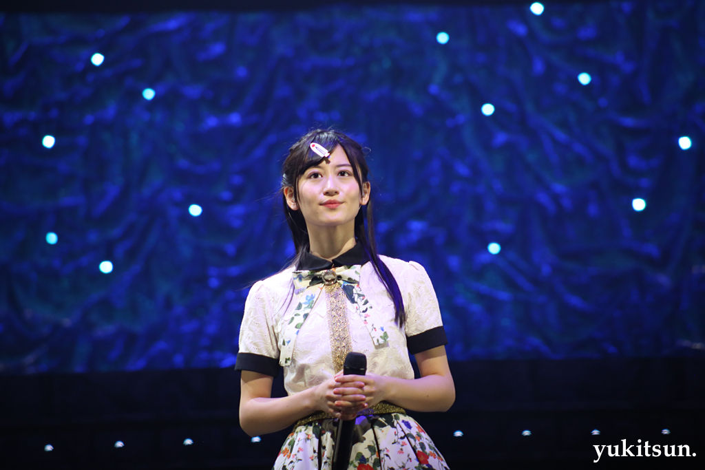 【NMB48】ゆきつんカメラ『上西恵卒業コンサート オフショット』キタ━━━━(゚∀゚)━━━━!!