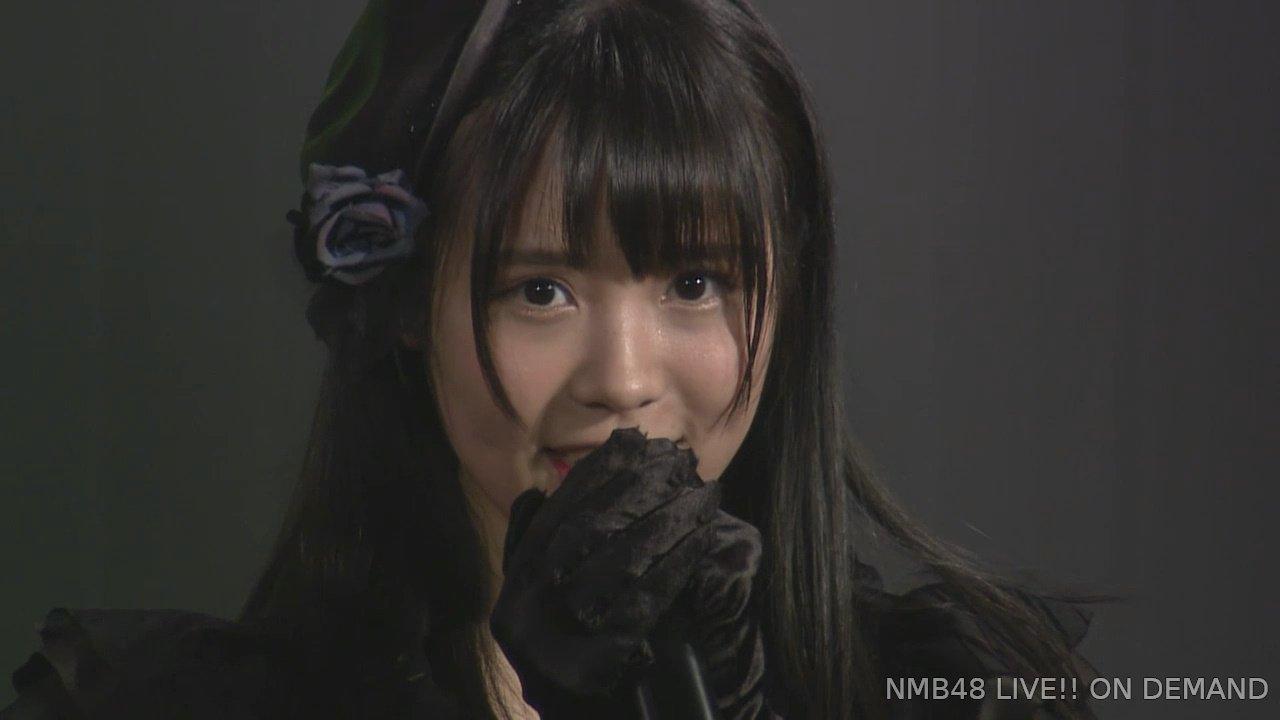 【NMB48】岩田桃夏が卒業を発表。