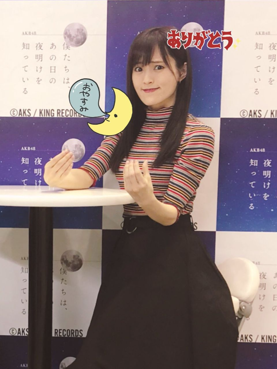 【AKB48グループ写メ会】ドラフト3期生が初参加。写メ会拾い画像