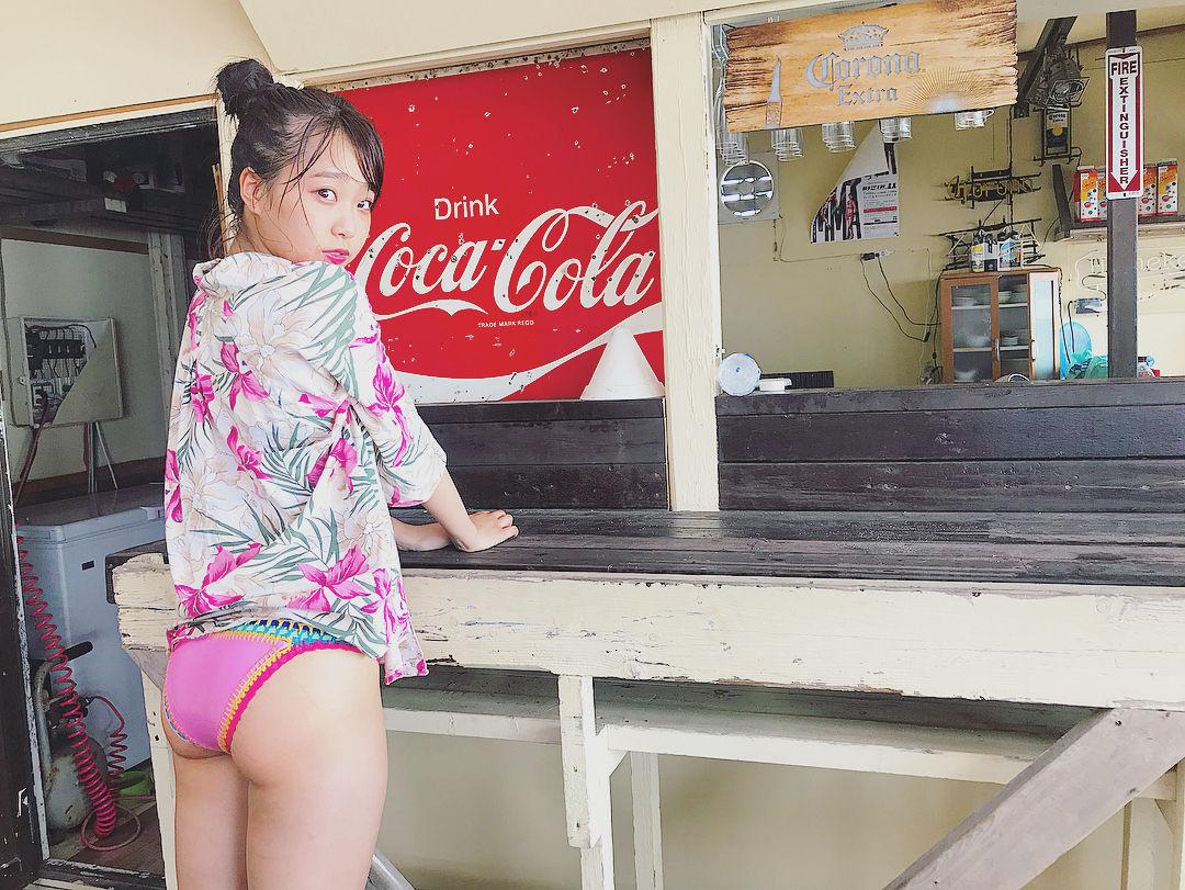 【NMB48】加藤夕夏のプリっとしたお尻キタ━━━━(゚∀゚)━━━━!!【画像】