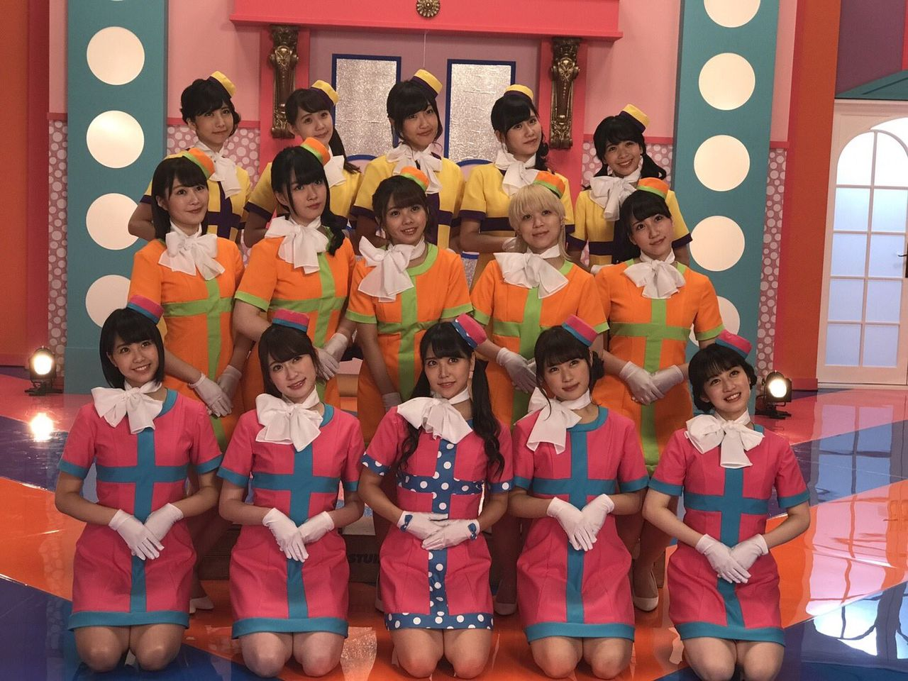 【朗報?】チームM公演に東由樹・沖田彩華を出演させほぼ旧M公演に・・・