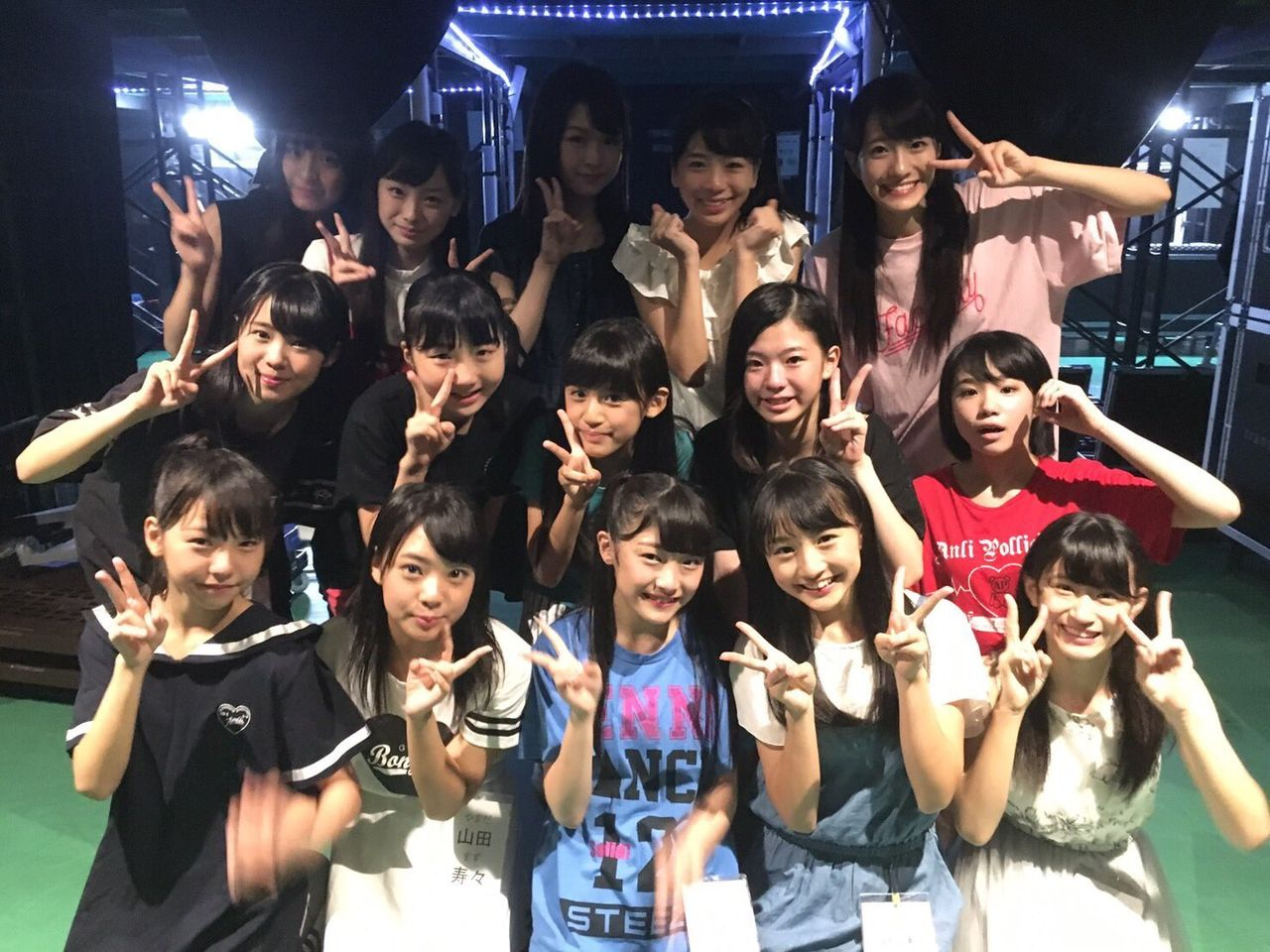 【NMB48 7周年】研究生全員昇格キタ━━━━(゚∀゚)━━━━!!