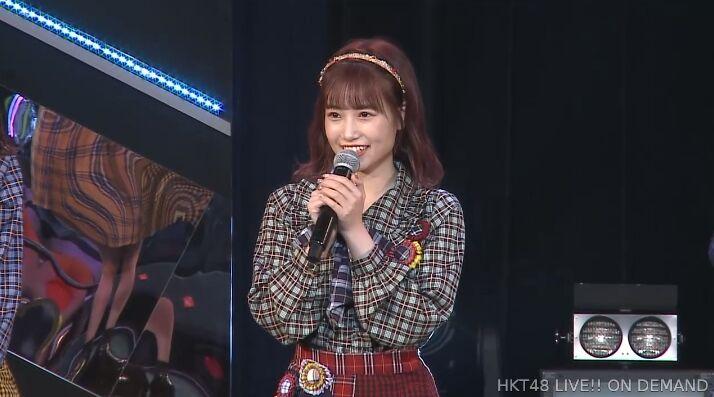 【速報】HKT48 朝長美桜が卒業発表。24日まで。ファンの反応→