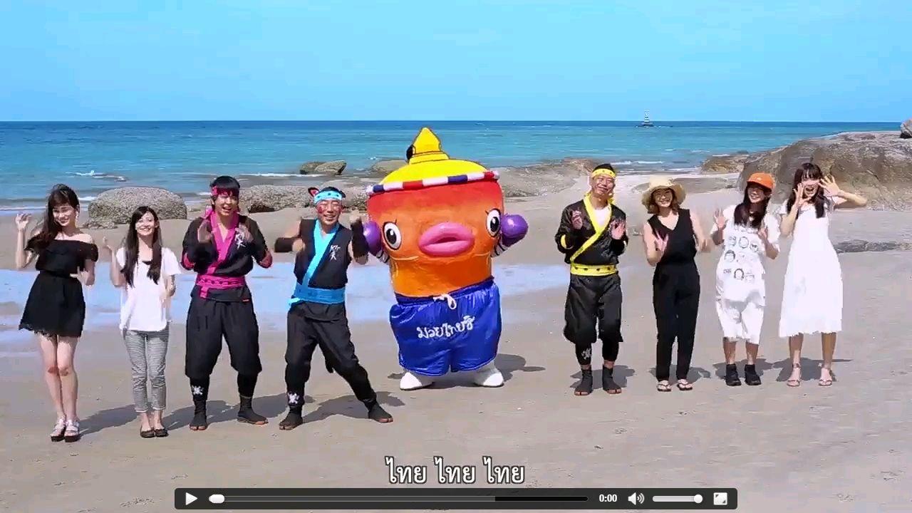 NMB48がタイ応国で撮影した謎の動画wwwwwwww