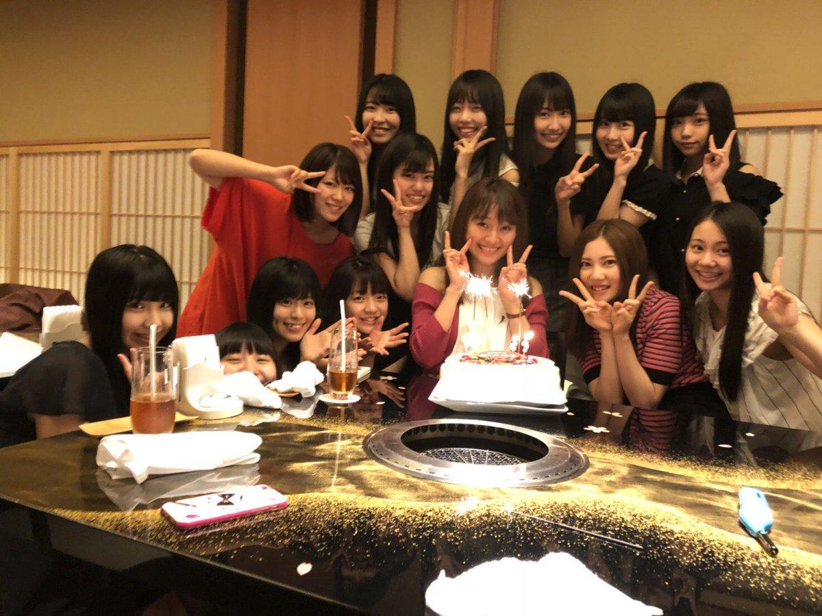 【SKE48】山内鈴蘭さん、叙々苑カップの賞金10万円分でチームSメンバーと游玄亭ランチ
