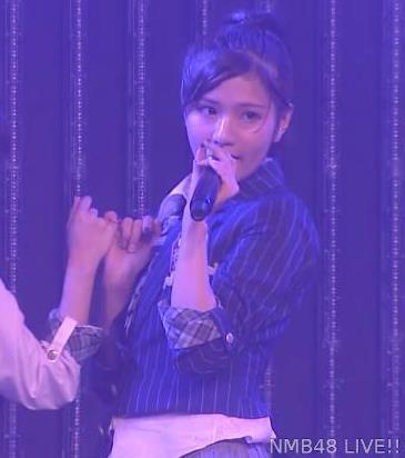 【NMB48】谷川愛梨センターver.の #床の間正座娘 がカッコイイ